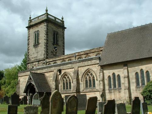 Abbots Bromley St Nicholas