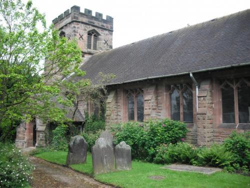 Barlaston St John