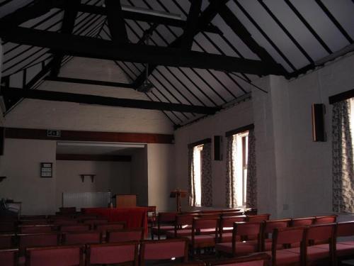 Barton under Needwood Christadelphian Church
