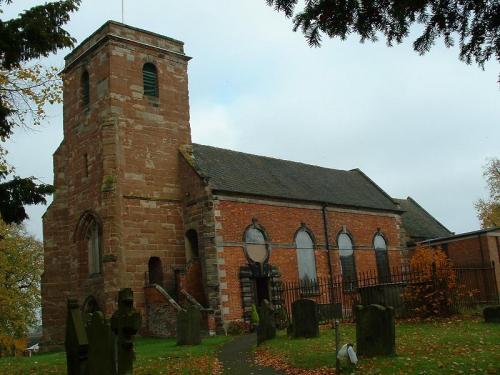 Berkswich Holy Trinity