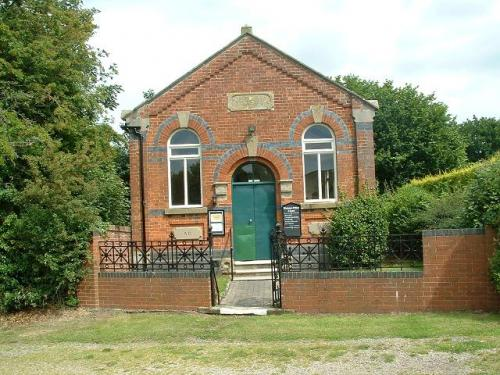 Bishops Offley Methodist
