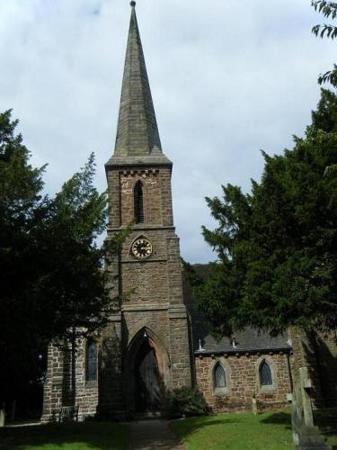 Bishopswood St John
