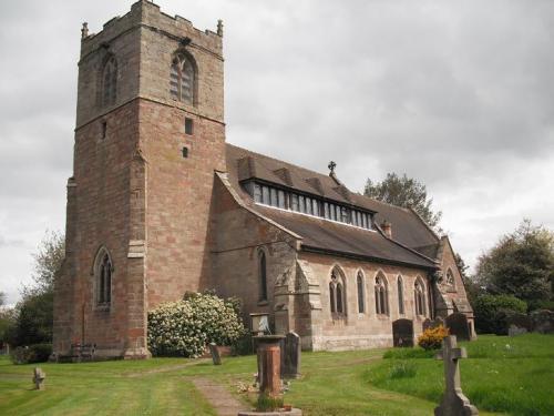 Blymhill St Mary