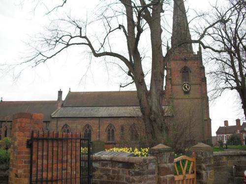 Brewood St Mary and St Chad
