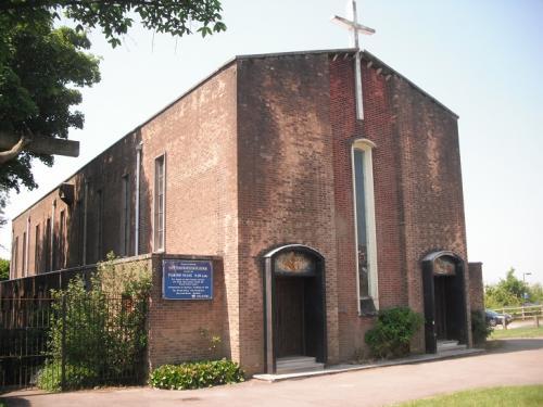 Burslem St Werburgh