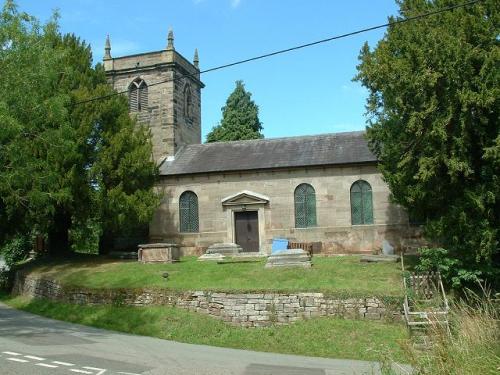 Chapel Chorlton St Laurence