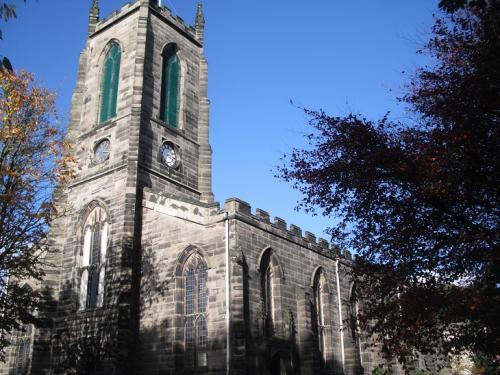 Cheadle St Giles CofE