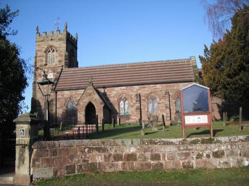 Codsall St Nicholas