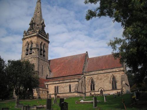 Dunstall St Mary