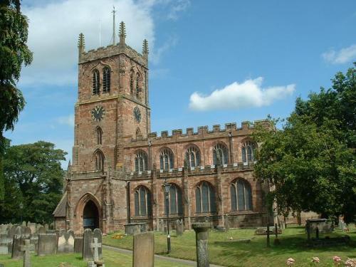 Eccleshall Holy Trinity