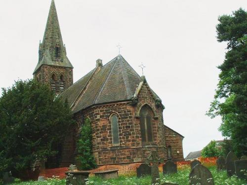 Hammerwich St John the Baptist