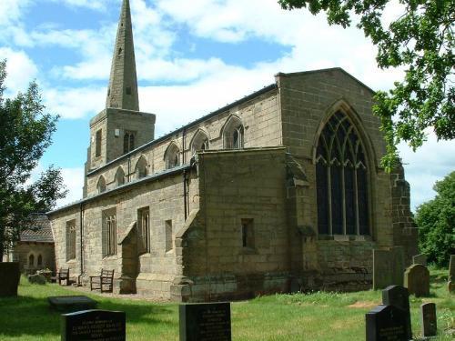 Hamstall Ridware St Michael