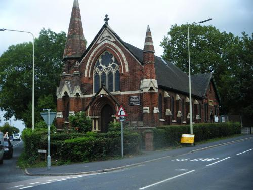 Handsacre Methodist_