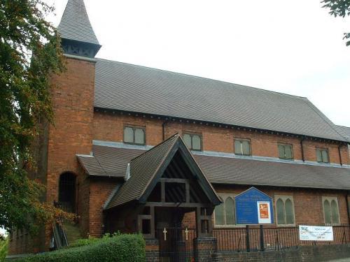 Hanford St Matthias