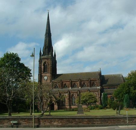 Hartshill Holy Trinity