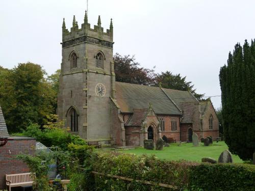 Haughton St Giles