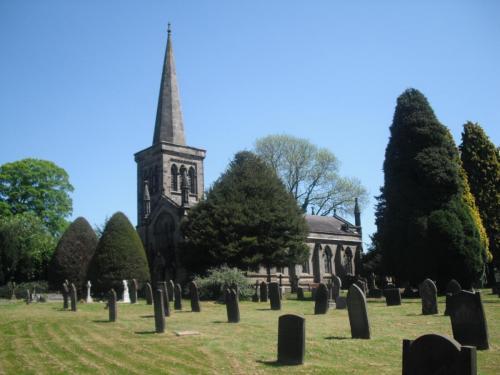 Hilderstone Christ Church
