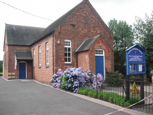 Hopwas Methodist