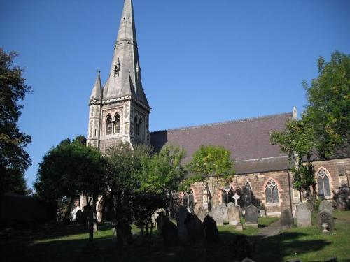 Horninglow St John the Evangelist