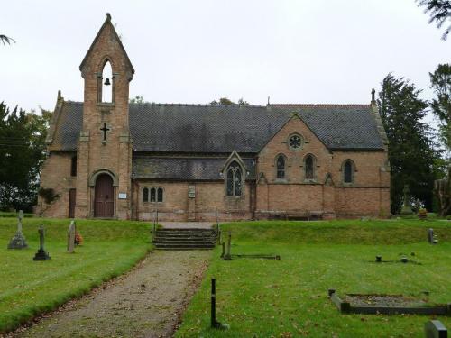 Knightley Christ Church
