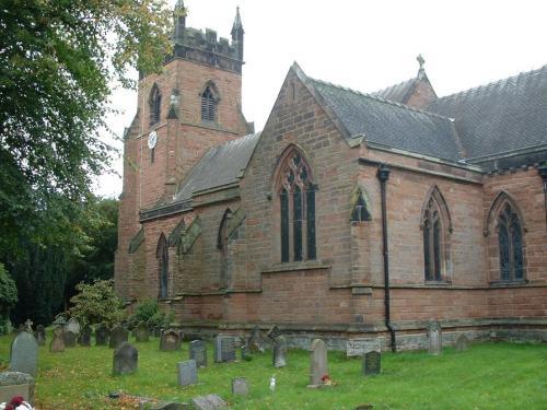 Lichfield Christ Church