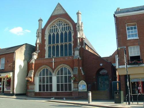 Lichfield Methodist
