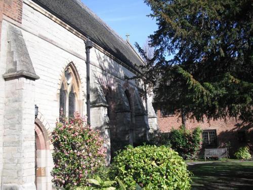 Lichfield St John the Baptist