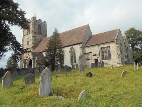 Ellastone St Peter